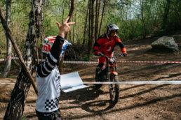Zawody Trialowe w Gęsim Zakręcie / Wiosna 2020 10