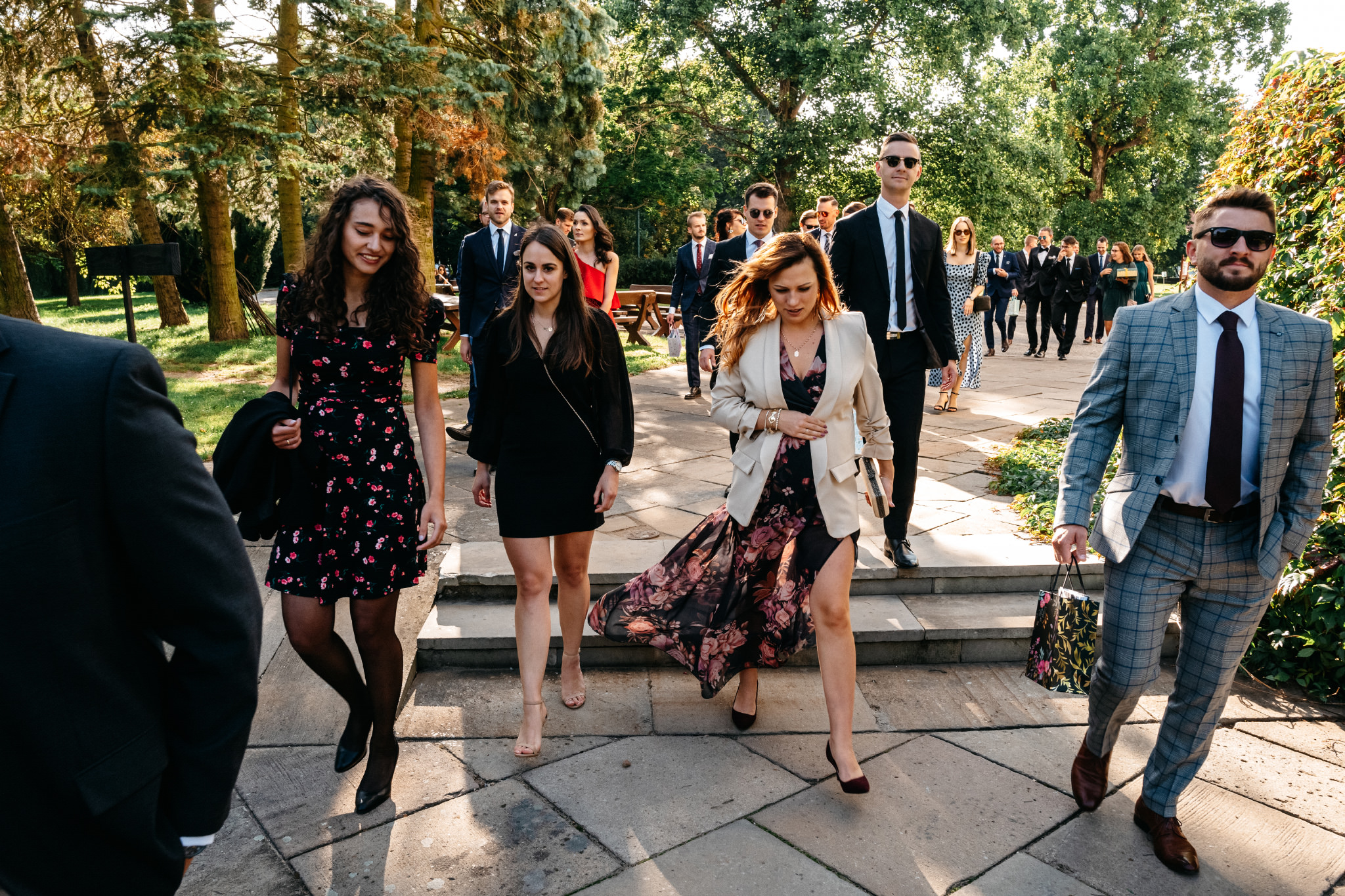 Plenerowy ślub na Zamku w Baranowie Sandomierskim 71