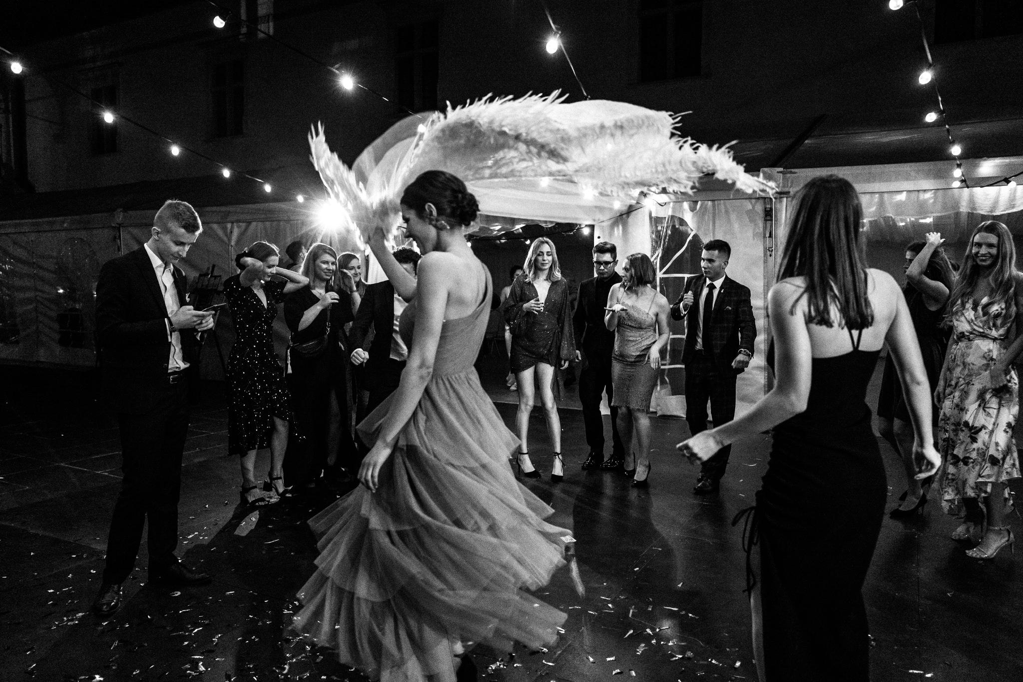Plenerowy ślub na Zamku w Baranowie Sandomierskim 152