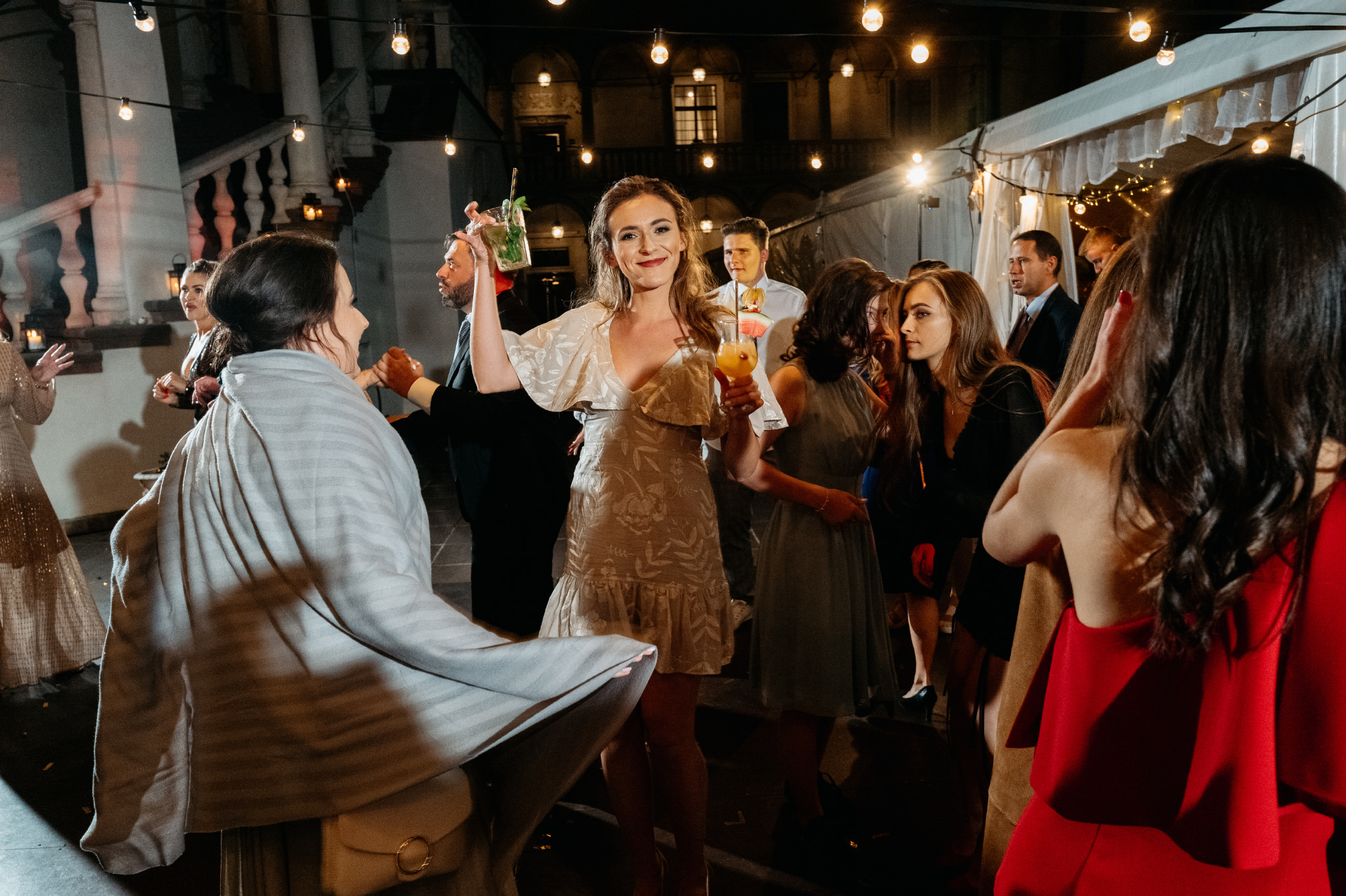 Plenerowy ślub na Zamku w Baranowie Sandomierskim 156