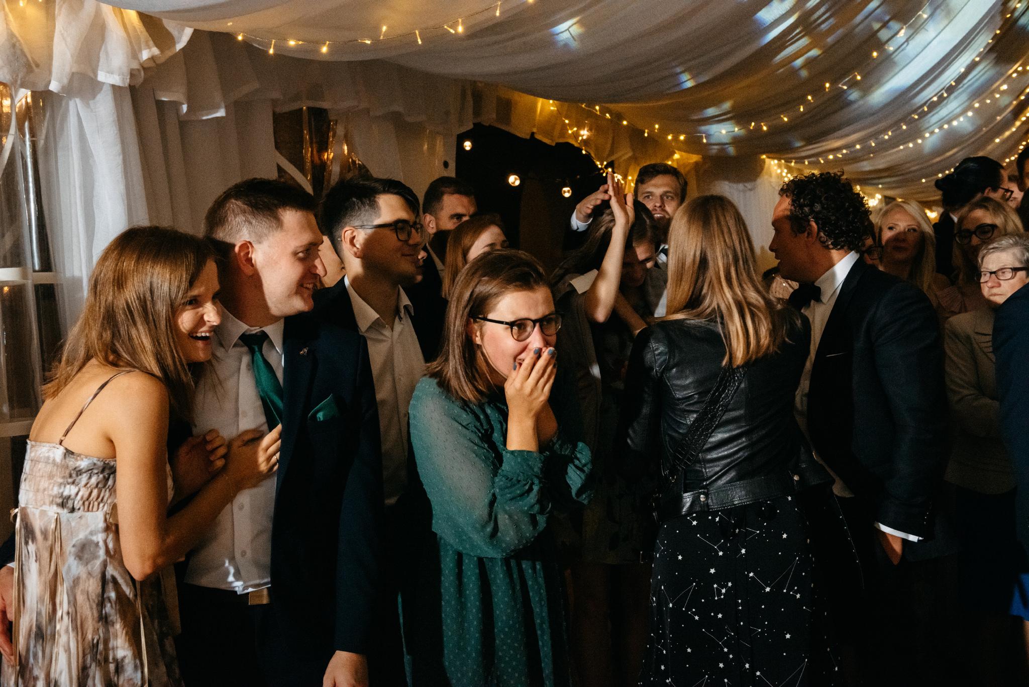 Plenerowy ślub na Zamku w Baranowie Sandomierskim 164