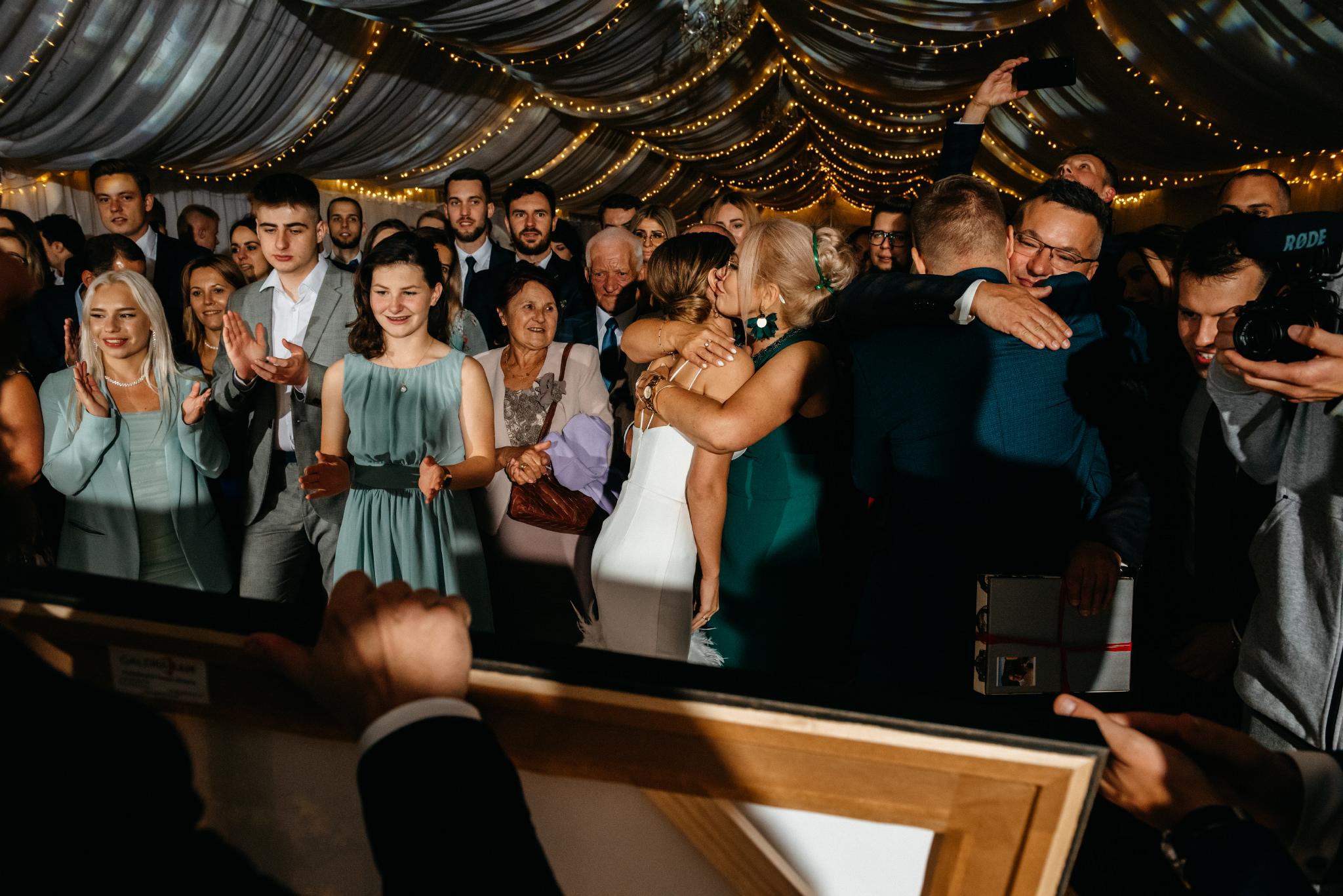 Plenerowy ślub na Zamku w Baranowie Sandomierskim 168
