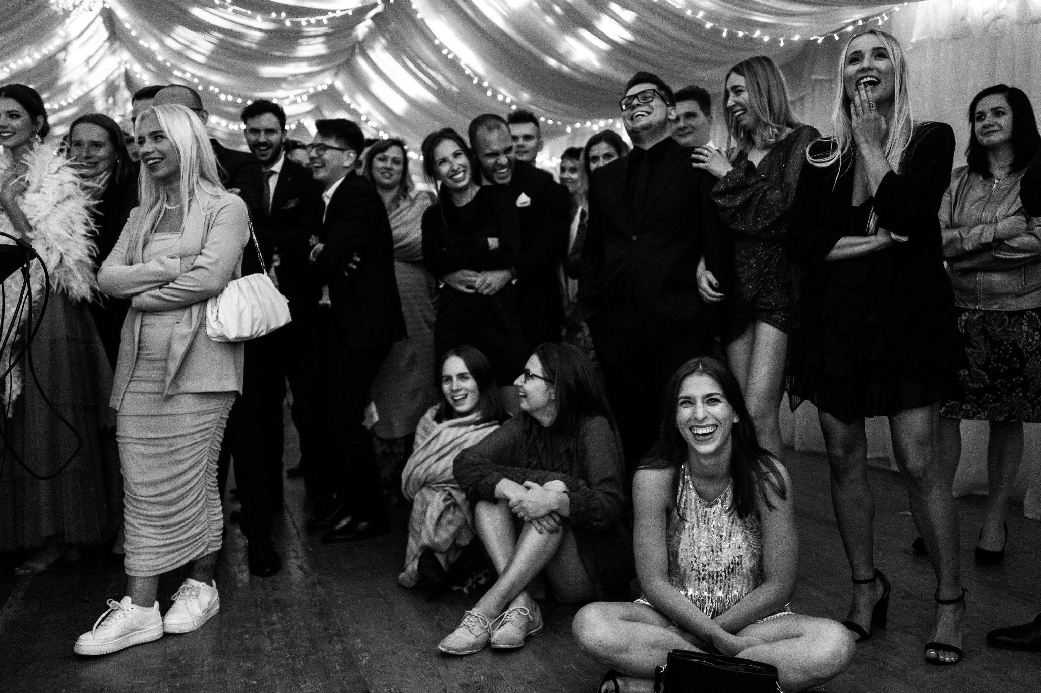 Plenerowy ślub na Zamku w Baranowie Sandomierskim 184