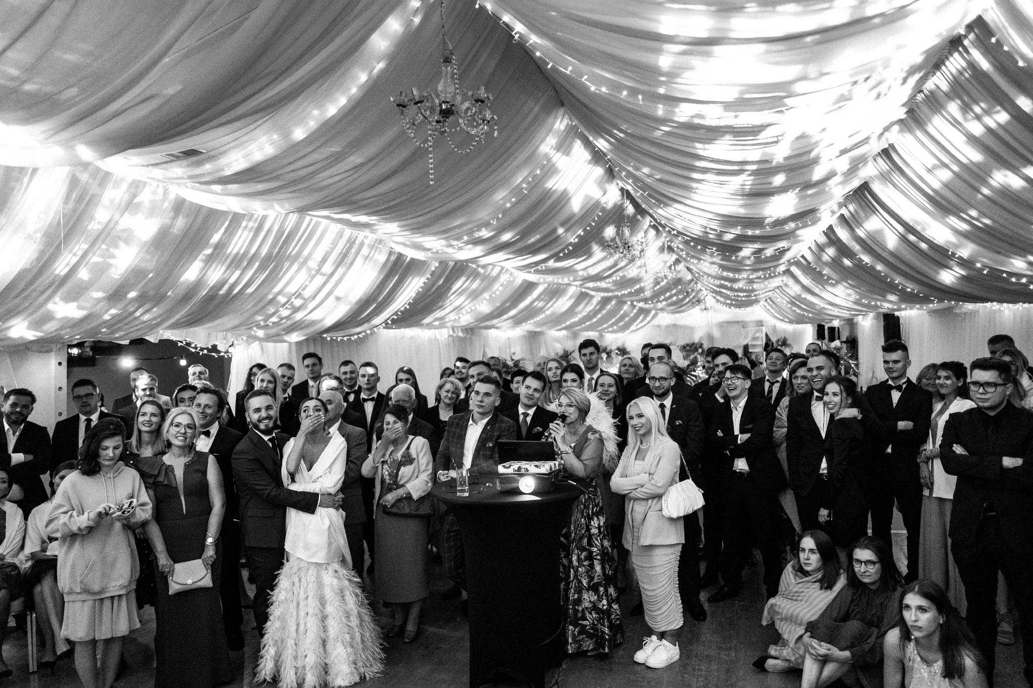 Plenerowy ślub na Zamku w Baranowie Sandomierskim 186