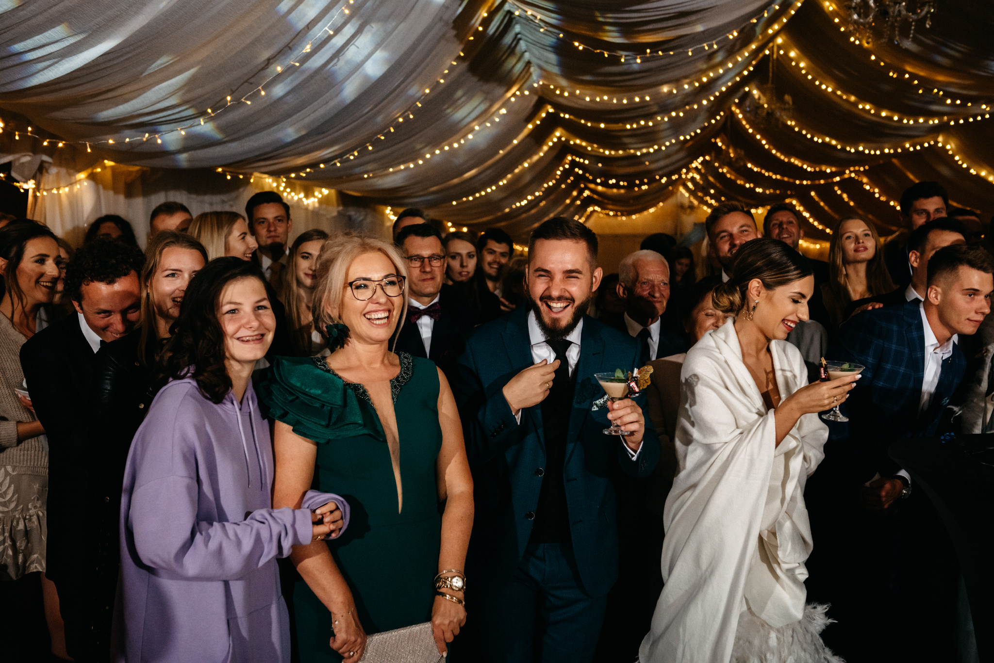 Plenerowy ślub na Zamku w Baranowie Sandomierskim 187