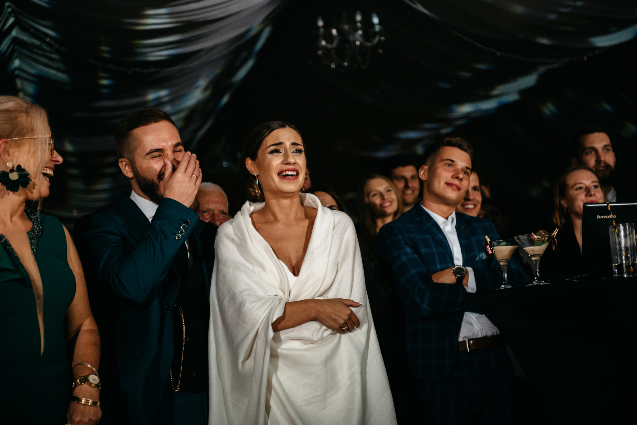 Plenerowy ślub na Zamku w Baranowie Sandomierskim 188