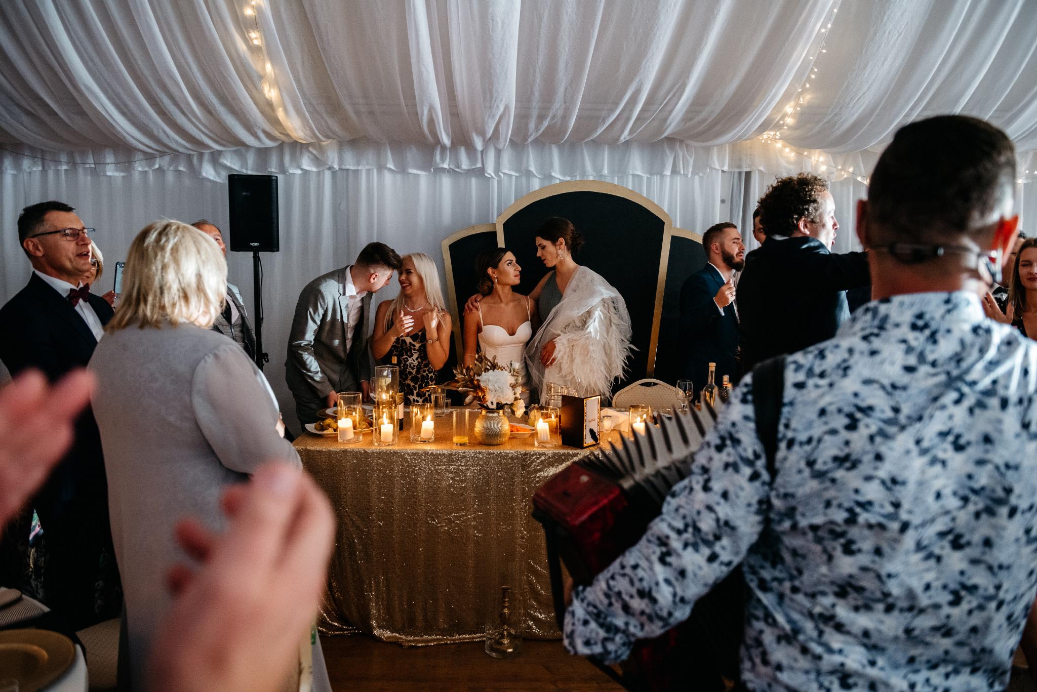 Plenerowy ślub na Zamku w Baranowie Sandomierskim 197