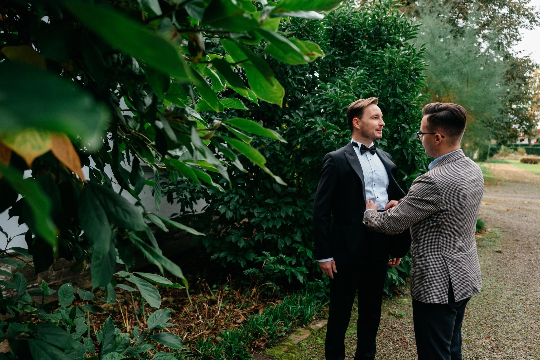 Jeden czy dwóch fotografów na ślub? | Wesele w Dworku Krościenko Wyżne 2