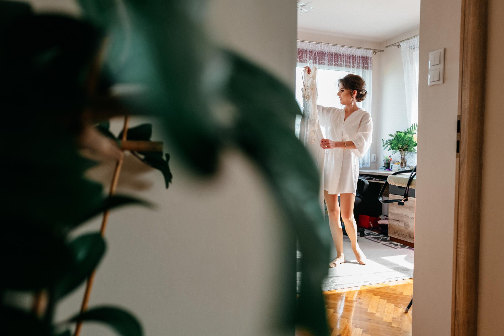Jeden czy dwóch fotografów na ślub? | Wesele w Dworku Krościenko Wyżne 7