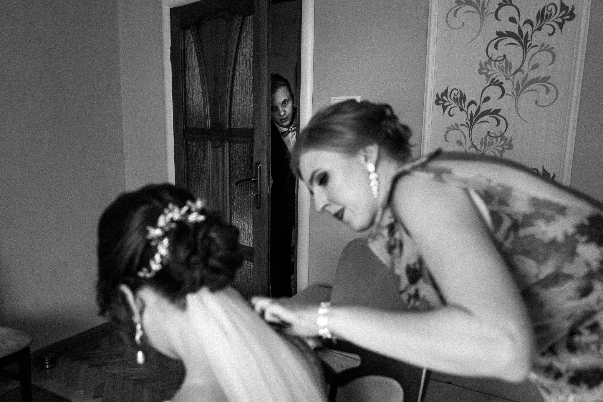 Jeden czy dwóch fotografów na ślub? | Wesele w Dworku Krościenko Wyżne 8
