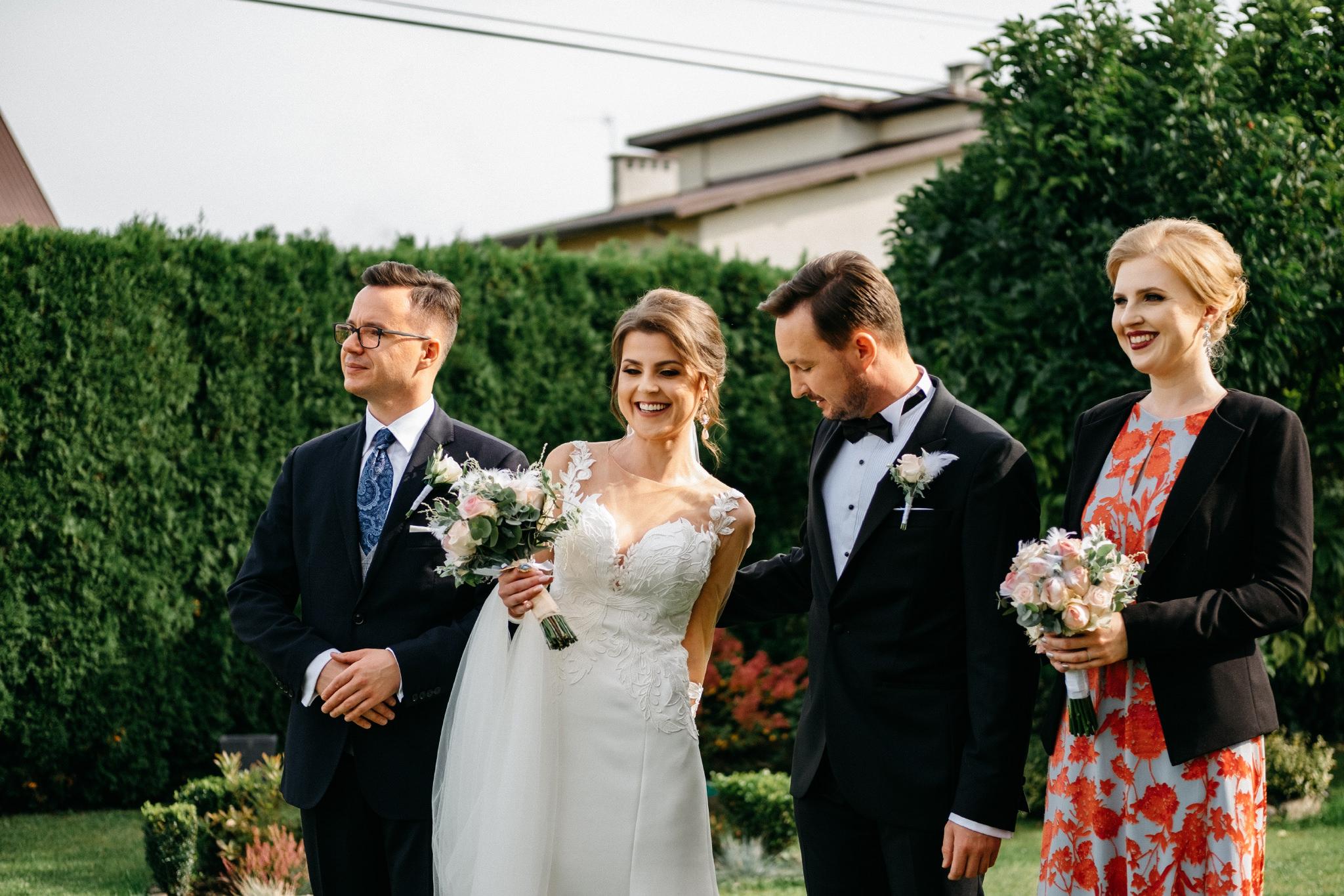 Jeden czy dwóch fotografów na ślub? | Wesele w Dworku Krościenko Wyżne 13