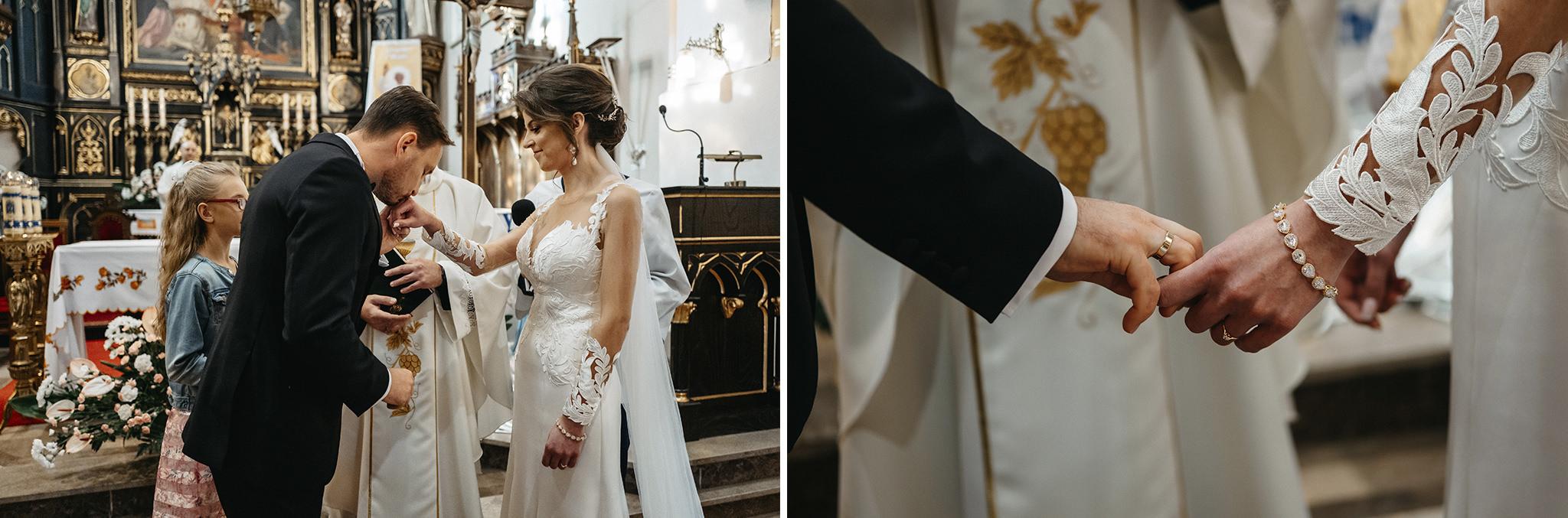 Jeden czy dwóch fotografów na ślub? | Wesele w Dworku Krościenko Wyżne 19