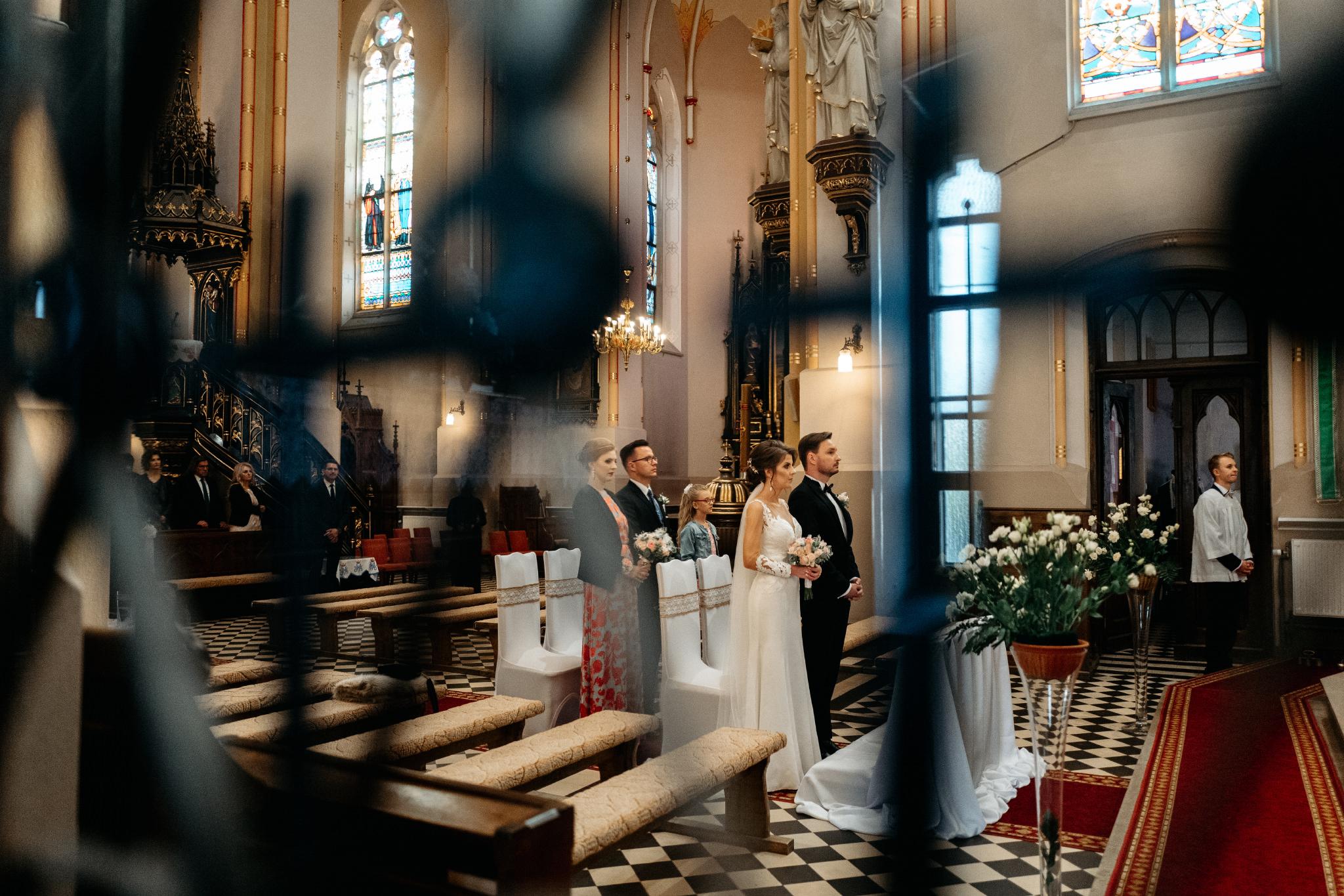 Jeden czy dwóch fotografów na ślub? | Wesele w Dworku Krościenko Wyżne 20