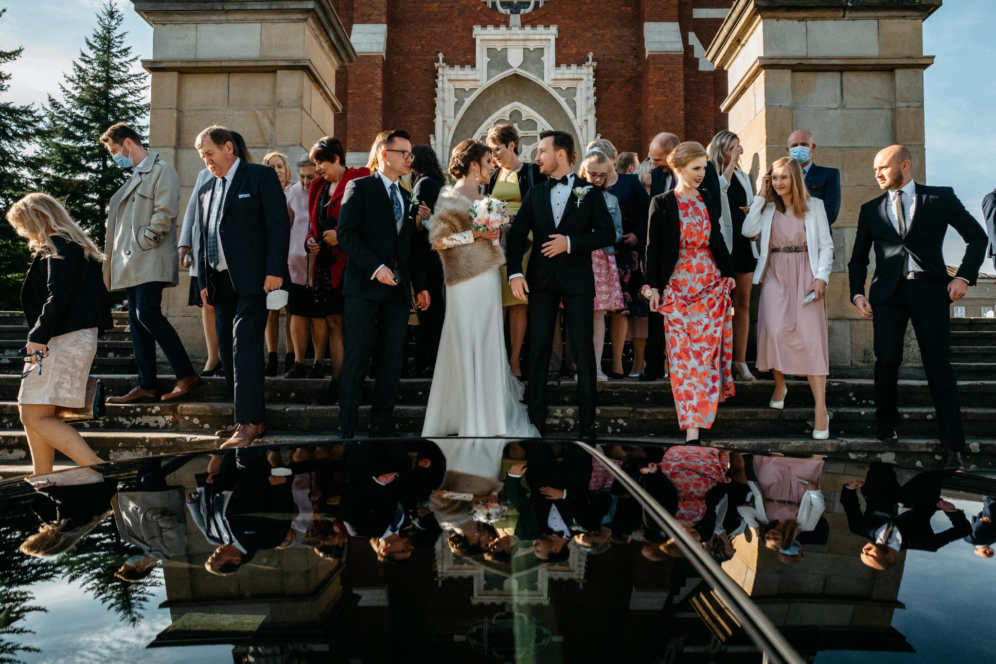 Jeden czy dwóch fotografów na ślub? | Wesele w Dworku Krościenko Wyżne 27
