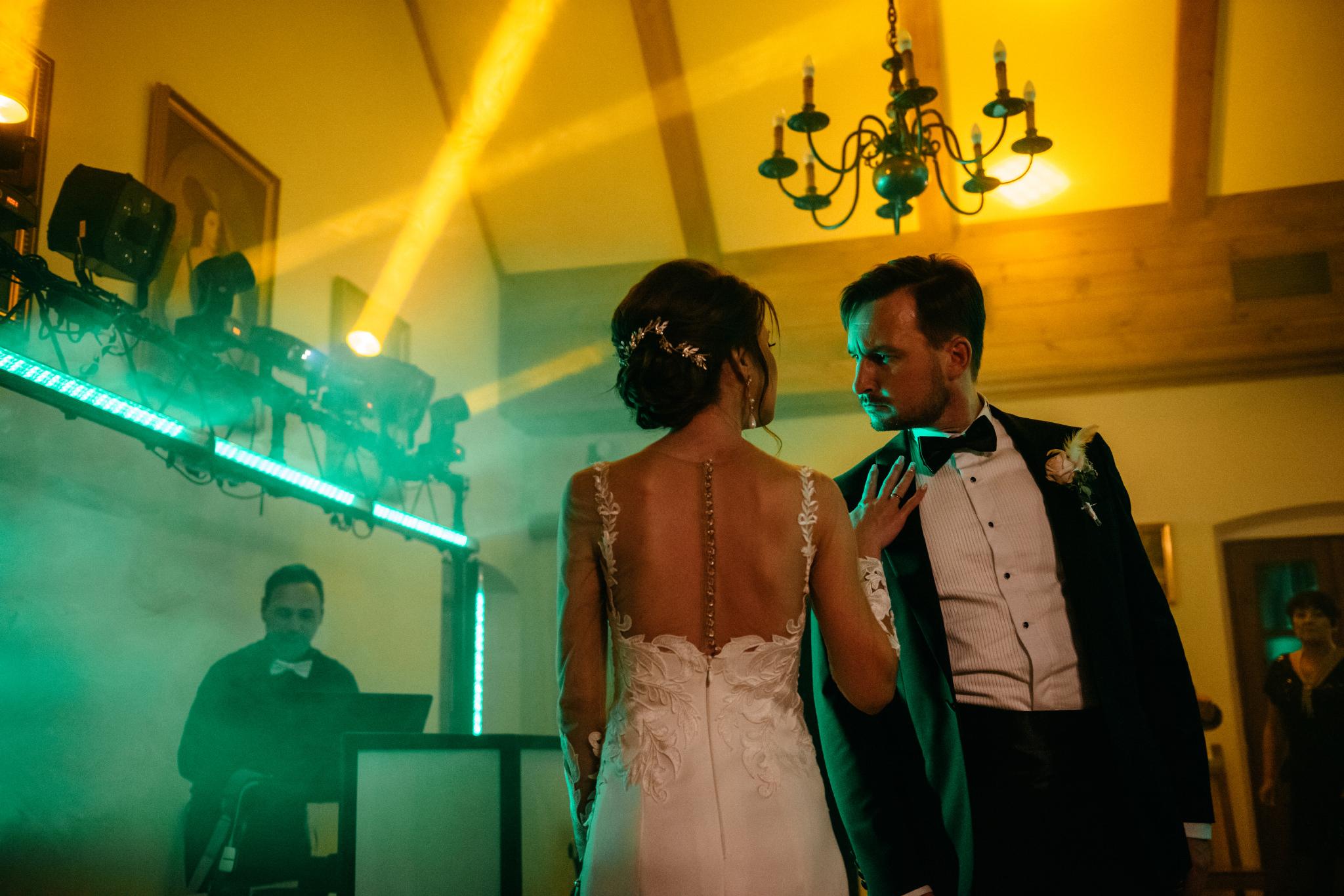 Jeden czy dwóch fotografów na ślub? | Wesele w Dworku Krościenko Wyżne 52