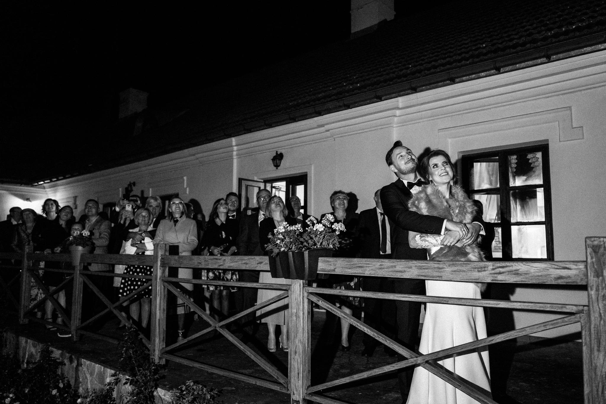 Jeden czy dwóch fotografów na ślub? | Wesele w Dworku Krościenko Wyżne 53