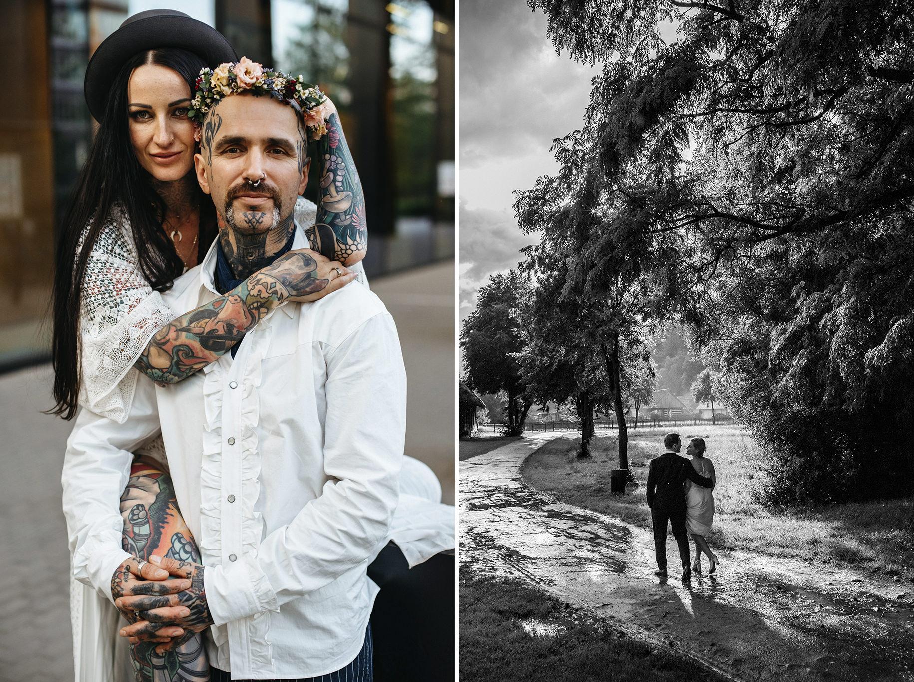 Ponadczasowe zdjęcia ślubne, rodzinne radek kazmierczak